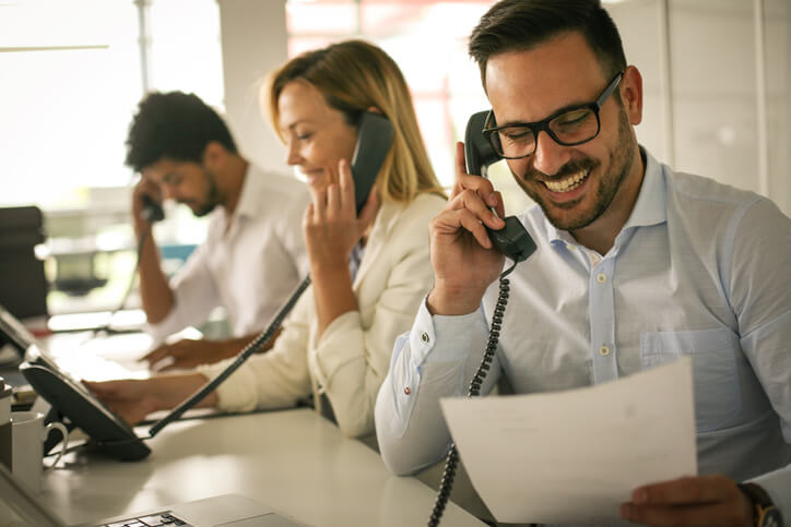 Here's the History of Call Centers